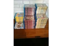 79 blu-rays new and sealed.