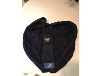Babasling - navy blue baby sling
