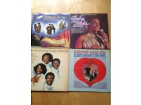 Gladys Knight and The Pips vinyl albums