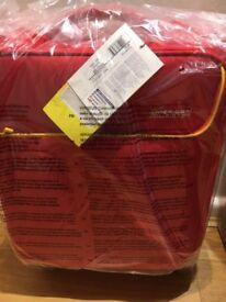 American Tourister Funshine Cabin Baggage, 55 cm, 36 L, Rio Red