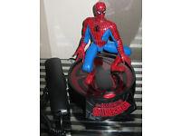 SUPERB FULLY WORKING ORIGINAL SPIDERMAN ANIMATED TALKING TELELPHONE