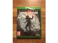 Xbox one game: Rise of the Tomb Raider *unopened*