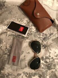 Rayon Aviator Sunglasses