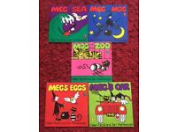 Meg and Mog collection of 10 books in a presentation box