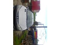 Two Peugeot 206 2001