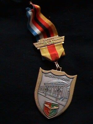 GERMANY INTERNATIONAL DES SOMMETS MEDAL BADEN - BADEN 1978