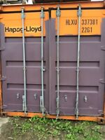 Seacan containers