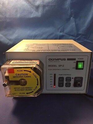 Olympus Sp-2 Irrigation Aspiration Pump