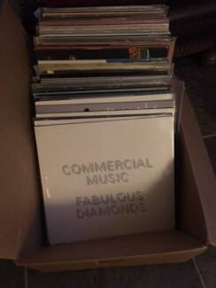 Vinyl records - $10 each, selling big collection individually