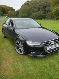 2012 Audi A4 2.0 TDI TECHNIK, FULL LEATHER, SAT-NAV, PARK SENSORS