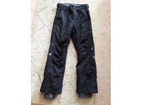 Alpine Snowsports ski trousers size 30