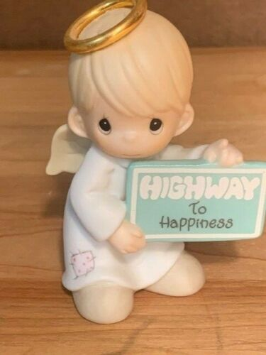 Precious Moments HIGHWAY TO HAPPINESS 649457