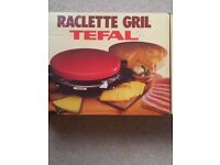 Tefal Raclette Grill - The Alternative BBQ (NEW)