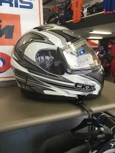 Superbe casque Modulaire d'hiver NEUF