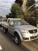 GREAT WALL V200 TURBO DIESEL 2012 4X4 Yennora Parramatta Area Preview