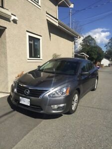 2015 Nissan Altima 2.5 S - Only 68.000Km