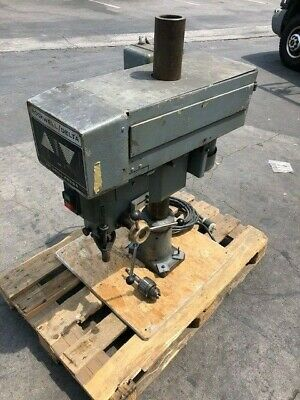 Delta 20 Rockwell 1.5hp Bench Top Industrial Power Feed Drill Press 70-6x0