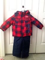 Oshkosh 24 mth snowsuit- never worn
