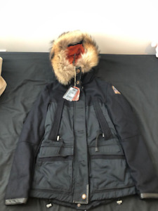 New! Women's Parajumpers Maxwell Winter Parka Jacket (Size XS)