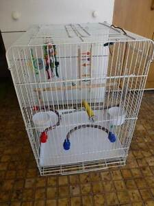 LARGE CAGE BIRD CAGE Balcatta Stirling Area Preview