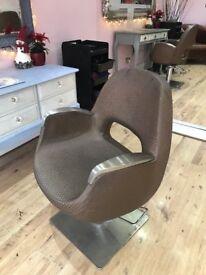 Retro Salon Chairs
