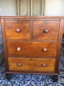 Cedar chest of drawers Mosman Mosman Area Preview