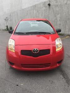 TOYOTA YARIS 2007, AIR CLIMATISE, TRES PROPRE 3899$