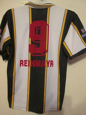 Sturm Graz 1997-1998 Hannes Reinmayr Home Football Shirt Size small /35154 image