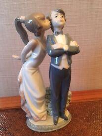 7 Genuine LLADRO figurines