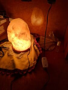 Himalaya Large Rock Salt Lamp