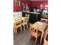 Italian Restaurant/ Coffee Shop For Sale In Stockport Town Centre (Ref:MAZ0040)