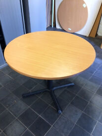 Round Table - Beech