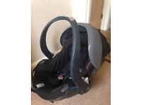 BeSafe iZi car seat and ISOfix base £30