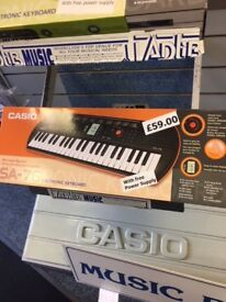 Casio SA-76 Keyboard (New)