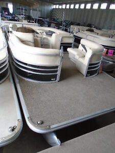 Sunchaser DS 20 Cruise Pontoon Boat / 50 hp - $225 per month