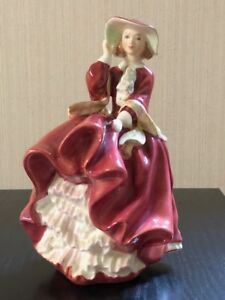 Doulton Figurine - Top o' the Hill H. N. 1834 COPR 1937