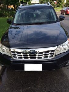 2012 Subaru Forester X Limited Wagon