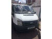 NICE CLEAN TRANSIT VAN FOR SALE, FULLY SERVICED, FOR QUICK SALE