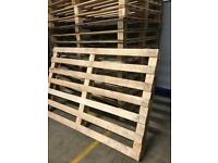 Ex Large Wooden Pallets Size 120cm x 180cm Cheap