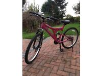 Universal Maxima Disc 26 Bicycle Pink