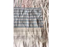 patchwork single bedspread