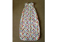 Travelbag Grobag sleeping bag 18-36 months, 2.5 tog