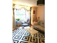 Lovely Bright Double Room in Central Flat