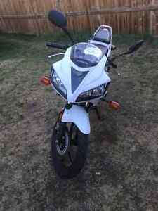 BIKE AND CAR FOR TRADE WITH SPORT 4D CAR