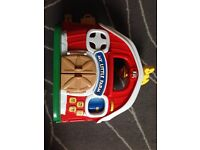 Toddler Kids Farm Playset Toy