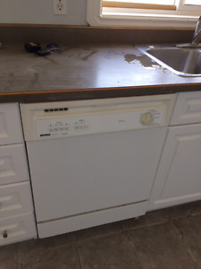 DISHWASHER IN WORKING CONDITION