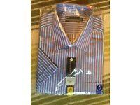 M & S Short Sleeve non iron shirt - collar size 16 1/2