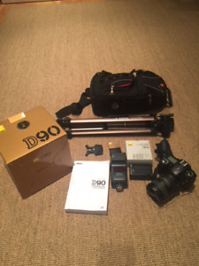 Professional camera Nikon D90, great DEAL