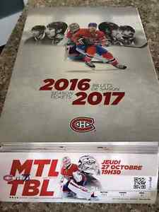 Montreal Habs Canadiens Tampa Bay Lightning Whites Blanc Oct 23