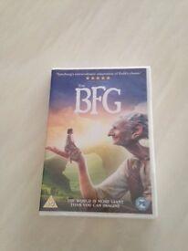 Big Friendly Giant DVD